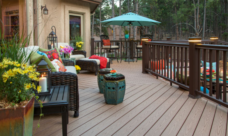 Railings for Decks